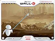 Wall-E Scrap Shoot game