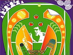 Tim Ball Pinball game