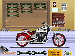 Pimp My Bike game