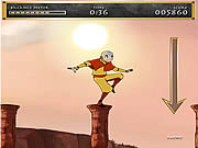 Avatar: The Last Air Bender - Aang On game