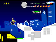 Play Christopher reeve lander Game