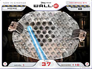 Wall-E Pop game