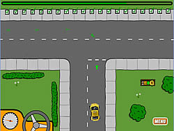 Permainan Taxi Driving School