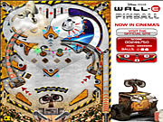 Play Wall e pinball Game
