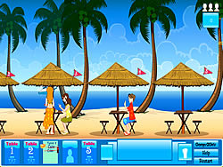 Beach Cafe oyunu