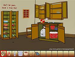Escape the Ecru Room oyunu