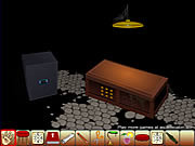Play Escape library Game