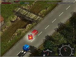 Scania Driver oyunu