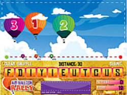 Permainan Air Balloon Rally