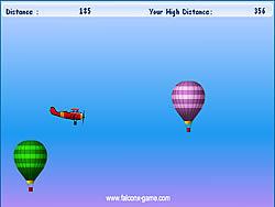 Permainan Air Balloon