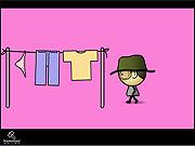 Watch free cartoon Mr. Boomba Episode 2 - Laundry