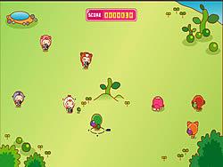 Gioca gratuitamente a Puppyred Ball War