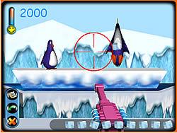 Permainan Penguin Arcade