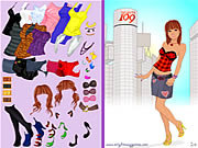 Play Ganguro japanese girl Game