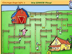 Permainan Meal Time Maze