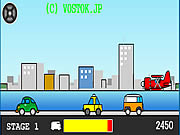 Rebel Drive game
