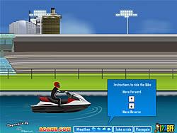 เล่นเกมฟรี Pimp My Water Scooter
