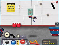 Flying Gonzo game