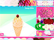 Decorate Ice Cream game