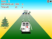 Play Crazy ambulance Game