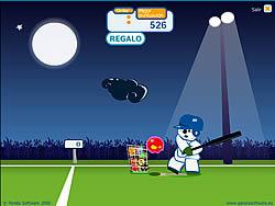 juego Panda Baseball