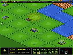 River War game