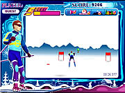 Play free game Snowboard Sprint