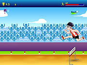 Play 110m hurdles Game