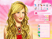 Play Makeup ashley tisdale Game