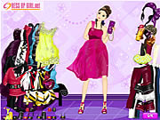 Play Dress up for a stroll Game