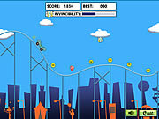 Play Rollercoaster ride Game