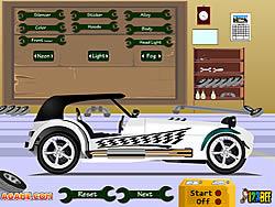 Permainan Pimp My Classic Racecar
