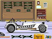 Play Pimp my classic racecar Game Online