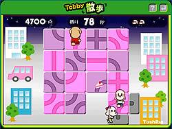 Tobby Sanpo game