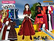Reena kendo girl dressup