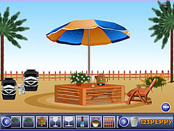Outdoor Decor game
