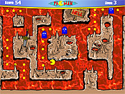Pacman 2005 game