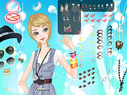 Cool Summer Fashion game