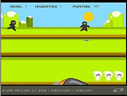 Gioca gratuitamente a ninjakid