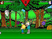 juego Geek Fighter