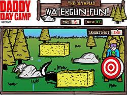 Gioca gratuitamente a Daddy Day Camp Watergun Fun