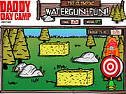 Play Daddy day camp watergun fun Game