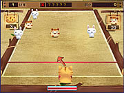 Play Cat bowling 2 Game