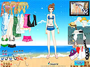 Play Perfect beach holiday Game