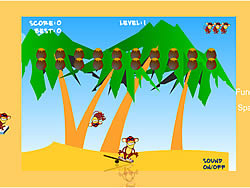 Gioca gratuitamente a Crazy Monkeys