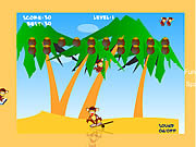 Crazy monkeys Gioco