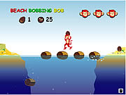 Play Beach bobbing bob Game
