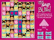 Play Bratz babyz bling Game