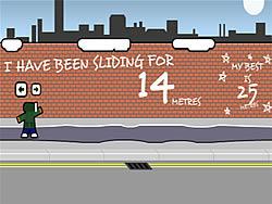 Slide game