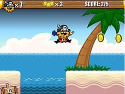 Gioca gratuitamente a The Puke Pirate